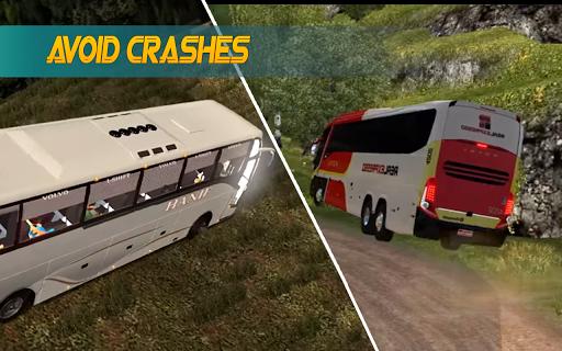 Bus Simulator : Bus Hill Driving game  Wallpaper 7