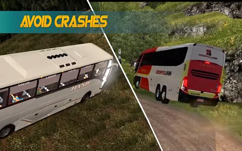 Bus Simulator : Bus Hill Driving game 5