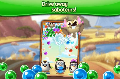 Bubble Penguin Friends apkpoly screenshots 20