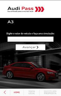 Audi Financial Services- screenshot thumbnail
