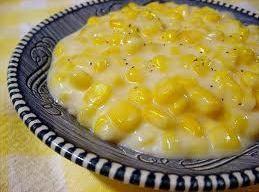 Bereavement Corn Recipe