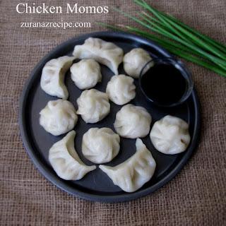 Chicken Momos(Dumplings)