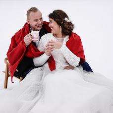Wedding photographer Małgorzata Wojciechowska (wojciechowska). Photo of 20.02.2017