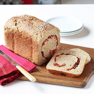 Rustic Pizza Bread.