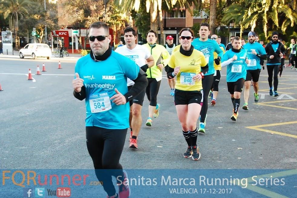 Fotos 10K Sanitas Marca Running Series Valencia 2017