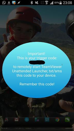 TeamViewer Unattended Launcher