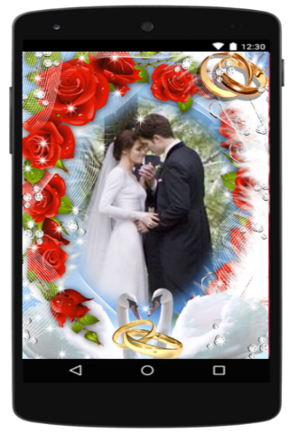 Photo Frame Weeding