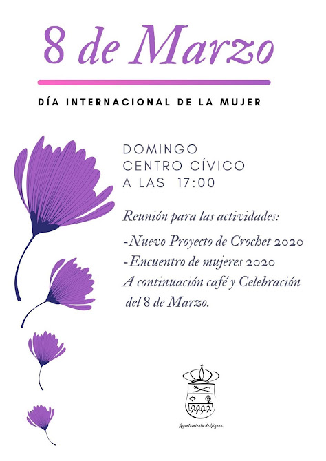 Dia de la mujer Viznar 2020