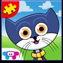 Kids Puzzles - Animals icon