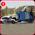 Car Crash Simulator : Mud Runer Beamng Accidents icon