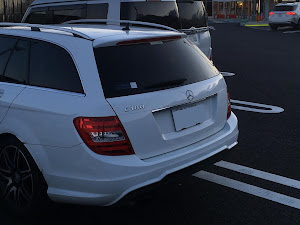 Cクラス ステーションワゴン W204 c180 amgスポーツパッケージプラスのカスタム事例画像 あほるさんの2020年02月24日10:10の投稿