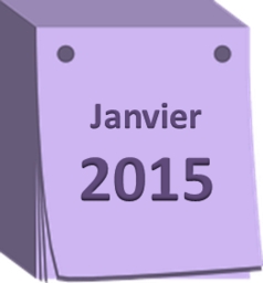 agenda janvier 2015