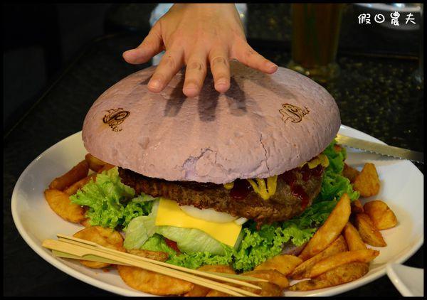 台南手打創意漢堡 - 雙魚2次方