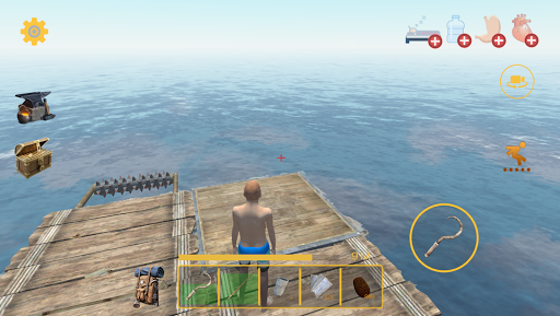 Raft Survival: Multiplayer 17.0 screenshots 21