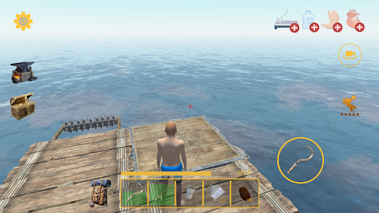 Game Raft Survival: Multiplayer APK for Windows Phone