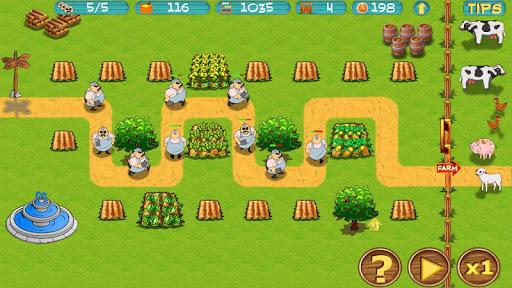 Vegan Defense apkpoly screenshots 1