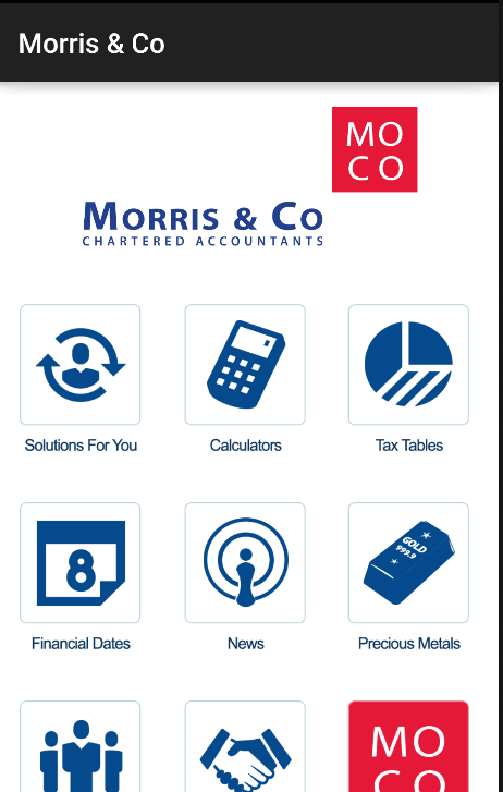 Morris & Co- screenshot