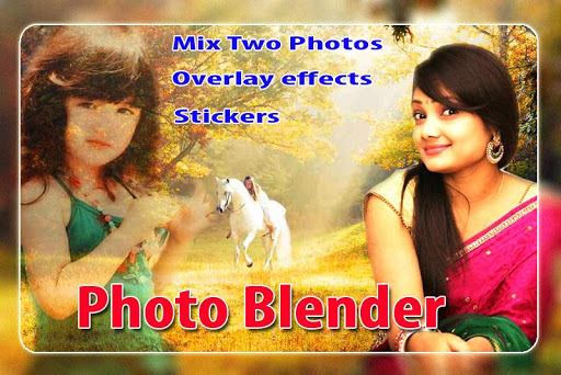 Photo blender ( Image mixer ) 1.29 screenshots 1