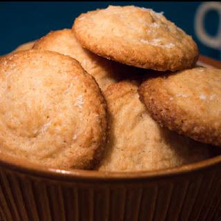 Coconut Lemon Cookies (Low-FODMAP, Allergen-Free)