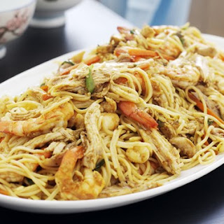 Singapore Chicken Pasta Recipes
