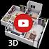 3D Home Designs: House Plan Designs & Videos