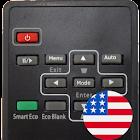 Controle Remoto Universal Projector icon