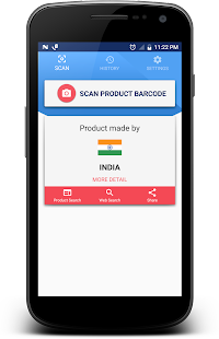 Product Country Finder - náhled