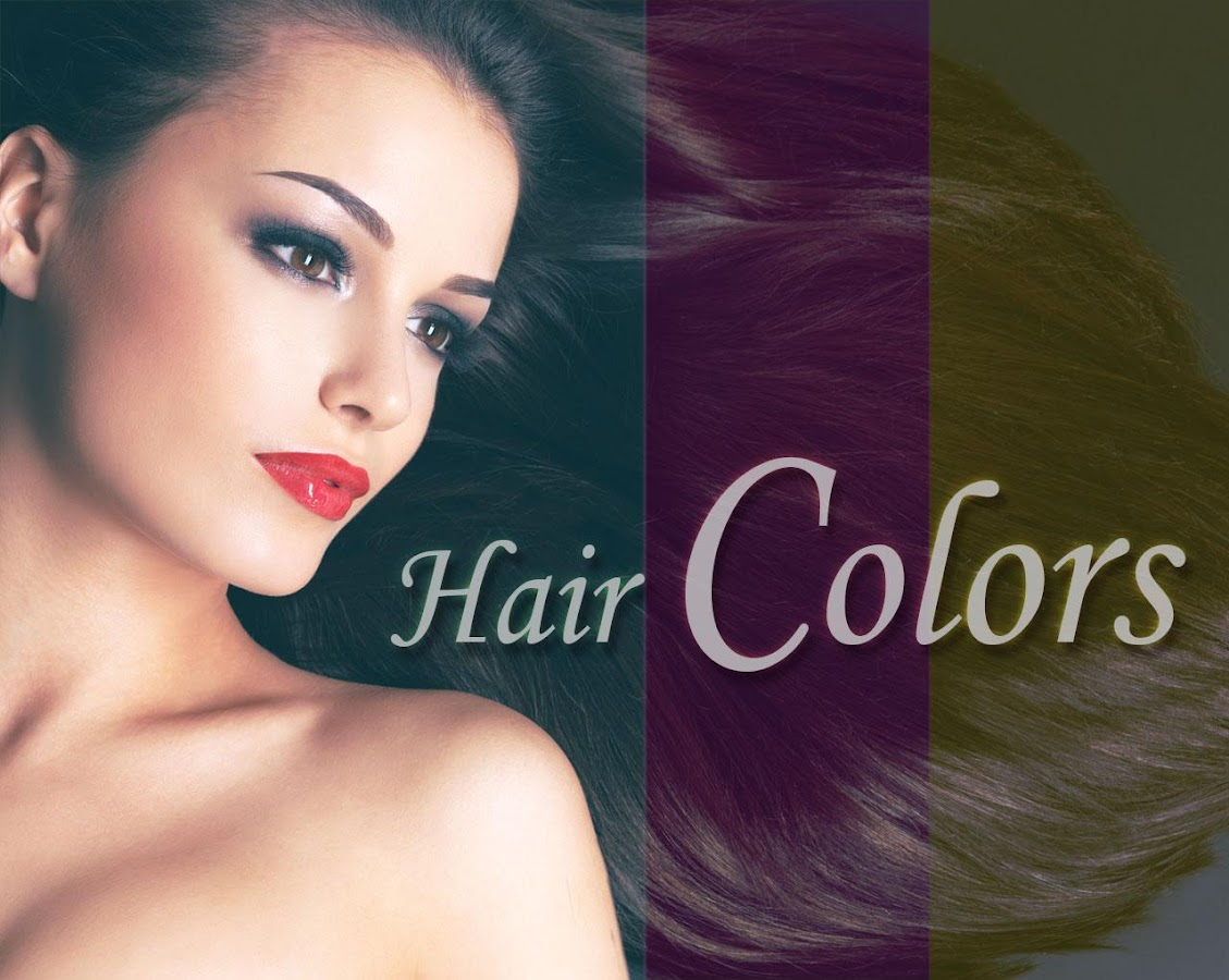 Hair Color Changer Real PRO Android Apps On Google Play - Hair colour editor download