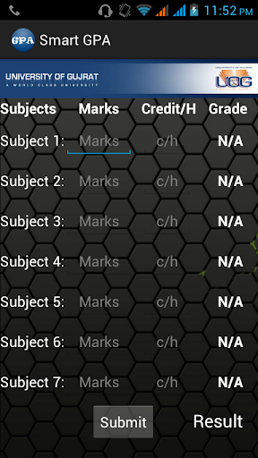 Smart GPA