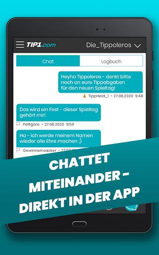 TIP1.com Tippspiel-App  screenshots 13
