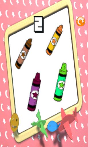 Crayon Collors
