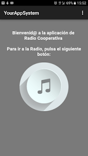 Radio Cooperativa Chile Screenshot