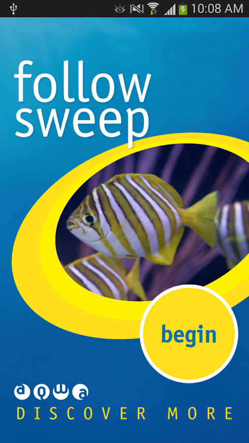 AQWA - Follow Sweep- screenshot