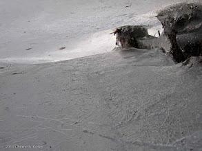 Photo: Ice cave