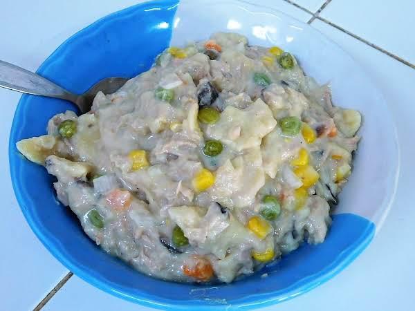 Slow Cooker Tuna Mornay Recipe