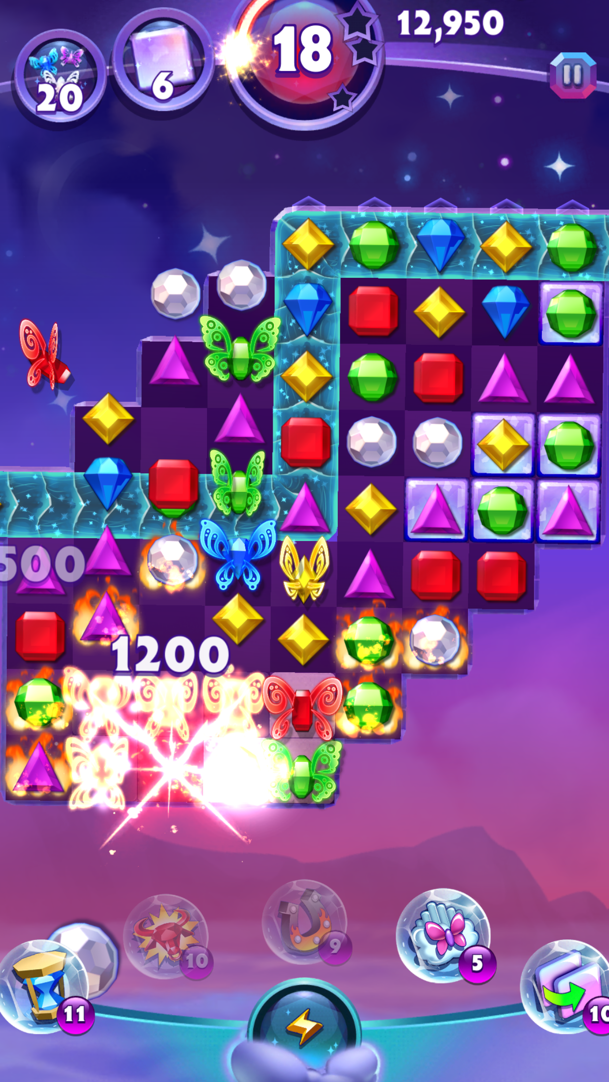 Bejeweled Stars: Free Match 3 screenshot #20