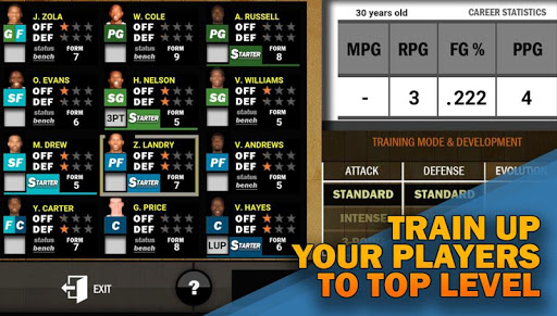 New Basketball Coach 3 : Manage your players 1.2.8 {cheat|hack|gameplay|apk mod|resources generator} 2