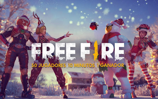 Garena Free Fire - Festival  trampa 1