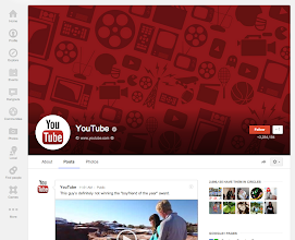 Photo: Google+ Pages now include bigger cover photos (up to 2120px by 1192px).