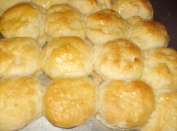 Buttermilk Biscuits Tasty.....