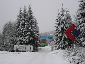 Photo: Eingang Bobbahn Altenberg