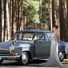 Wedding photographer Katya Pushkareva (RinaKa). Photo of 14.05.2018