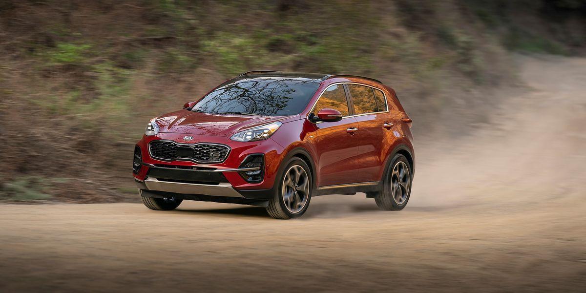 10 SUV-uri noi pe care ți le poți cumpăra cu mai puțin de 20.000 de euro - Kia Sportage