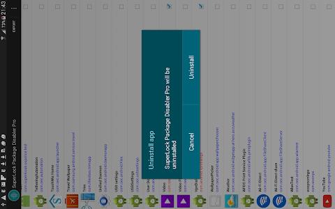 Package Disabler Pro (Samsung) v4.5