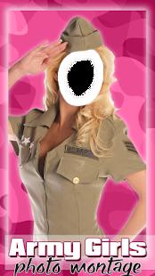 Vojenské Uniformy – Ženy - náhled