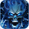 Deadly Hell Skull Keyboard icon