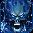 Deadly Hell Skull Keyboard apk