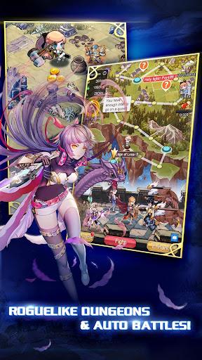 Aurora Legend -AFK RPG 1.0.20 screenshots 5