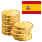 来自西班牙的硬币 icon