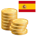 Coins from Spain icon